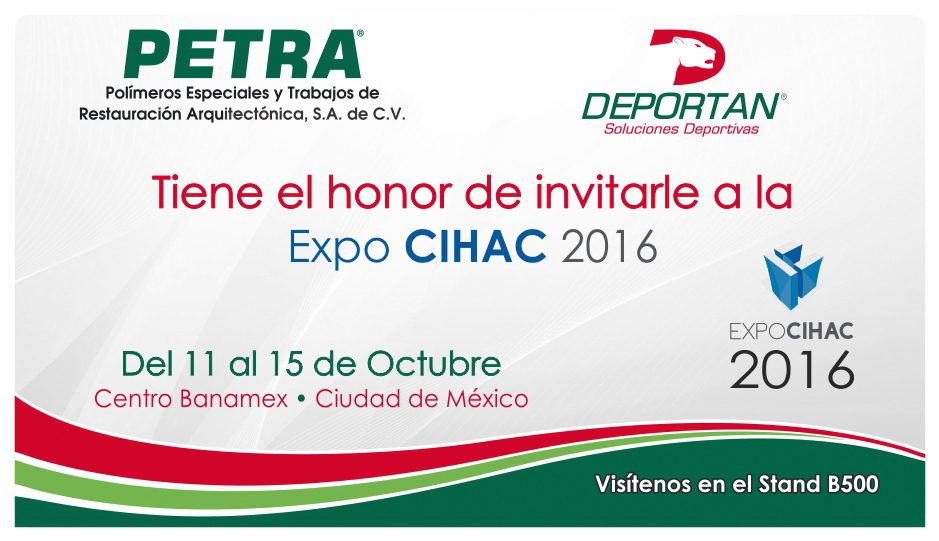 Registro a Expo CIHAC